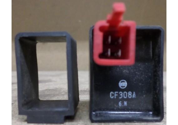 Brandstofpomprelais CF308A 6.N inclusief rubber ZX7R