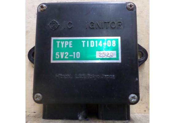 CDI-kastje TID14-08 5V2-10 XJ 650 4KO