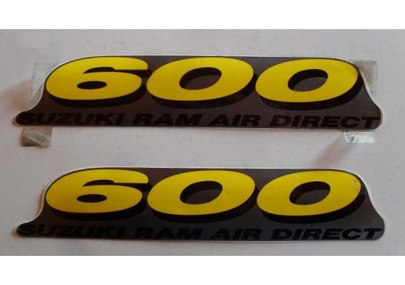 Suzuki (DIV 5) 600 SRAD