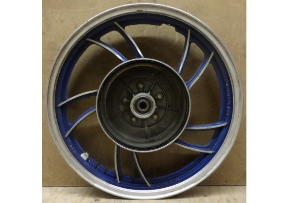 Achtervelg blauw/aluminium J18 x MT2.15 XJ 650 4KO