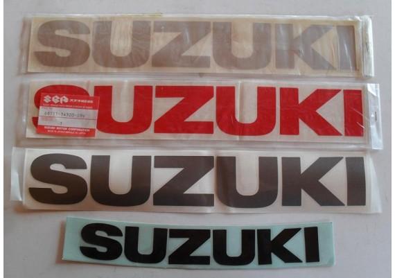 Suzuki (DIV 8) merknaam