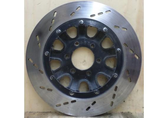 Remschijf voor (4,8 - 4,9 mm.) GS 550 L