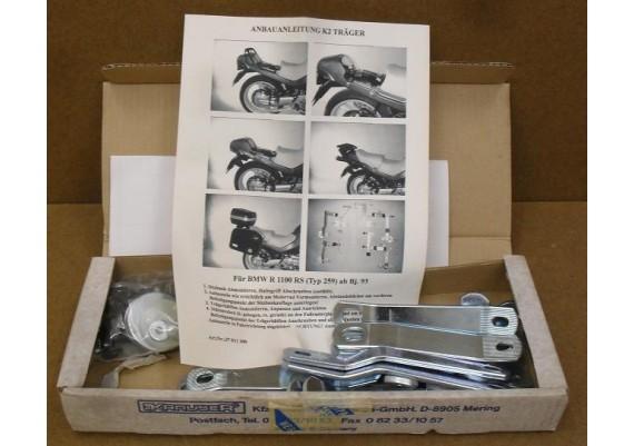 Kofferdrager-set Krauser R 1100 RS 37 011 3 00