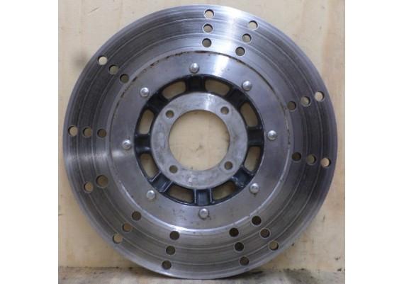 Remschijf links voor (1) 4,9 mm. LTD 440