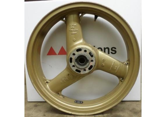 Voorvelg goud (1) J17 x MT3.50 F-1285 ZXR 750 J