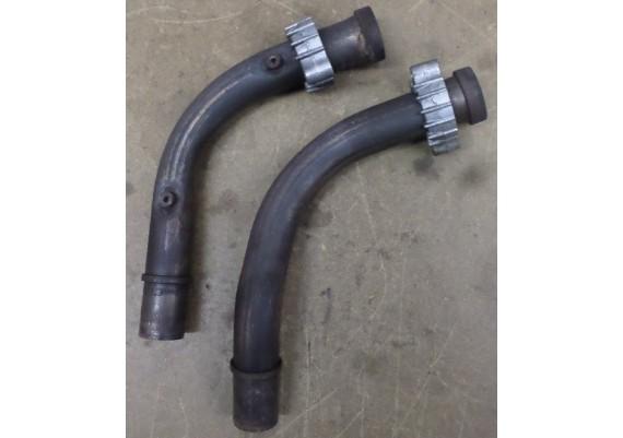 Bochten achterste cilinders (set) VF 1100 S