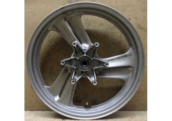Voorvelg zilvergrijs (1) J17 x MT2.50 NT 650 Hawk