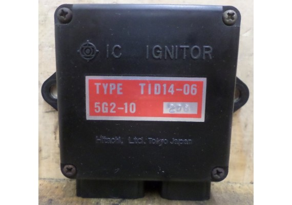 CDI-kastje TID14-06 5G2-10 XJ 750 Maxim