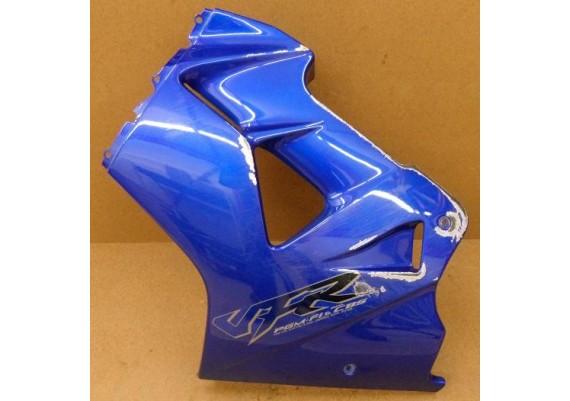 Linker zijkuipdeel blauw VFR 800 I