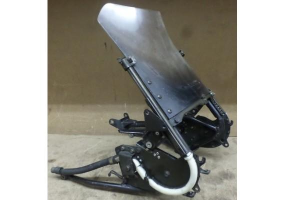 Kuipruitframe met motor e.d. GSX 1100 F
