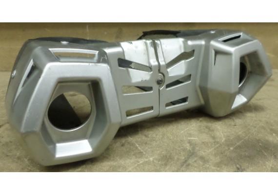 Hitteschild demper origineel compleet inclusief boutjes en busjes XT 660 Z Tenere