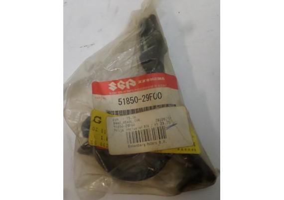 Rubber voorspatbord NIEUW 51850-29F00 DR-Z 400