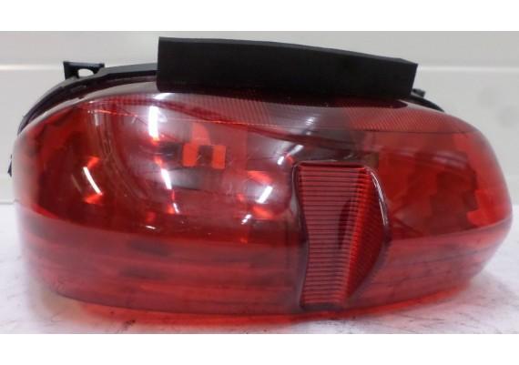 Achterlicht inclusief beugel en lamphouder R6