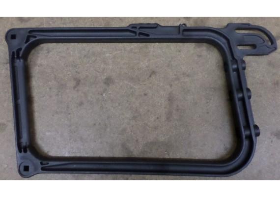 Kofferrekbeugel zwart kunststof (1) Krauser