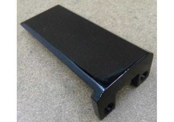 Kapje achterbrug zwart gepoedercoat GSX 750 EF ES