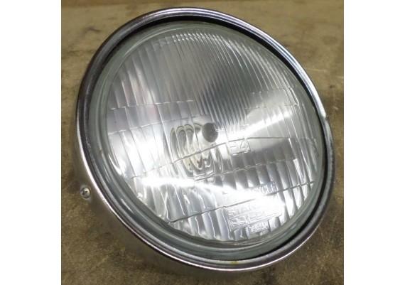 Koplampglas inclusief chromen ring ZN 750 LTD