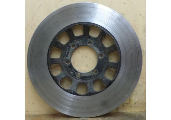 Remschijf links voor (6,8 mm.) XS 750