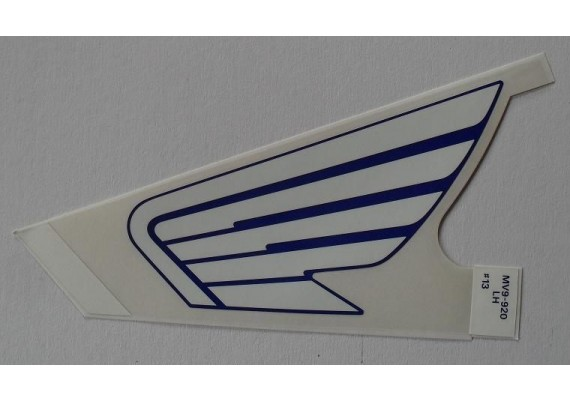 Sticker 17512-MV9-920ZA CBR 600 F2