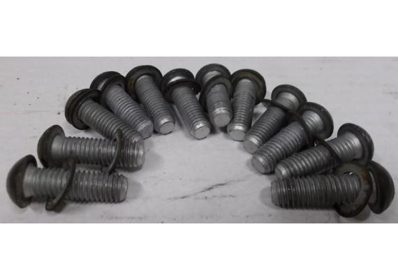 Boutjes remschijven voor (set van 12 stuks) K 1100 RS