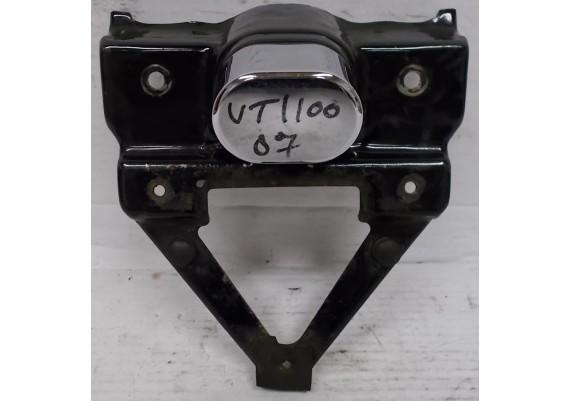 Kentekenplaathouder inclusief kentekenplaatverlichting VT 1100 C