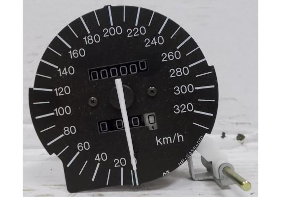 Kilometerteller / snelheidsmeter CBR 1100 XX