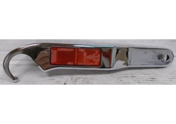 Achterspatbordbeugel links 77340-MN0-000 inclusief reflector VF 700/750 SM
