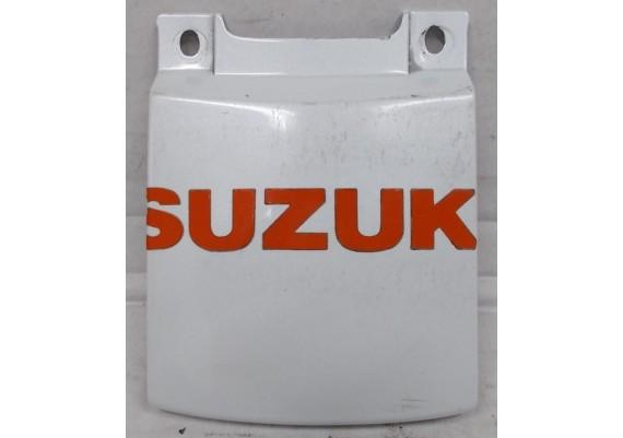 Verbindingsdeel achterkant/kont wit/rood (1) GSXR 750 W