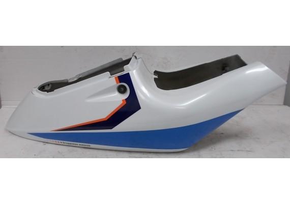 Achterkant/kont wit/blauw/oranje (1) GSXR 600 SRAD