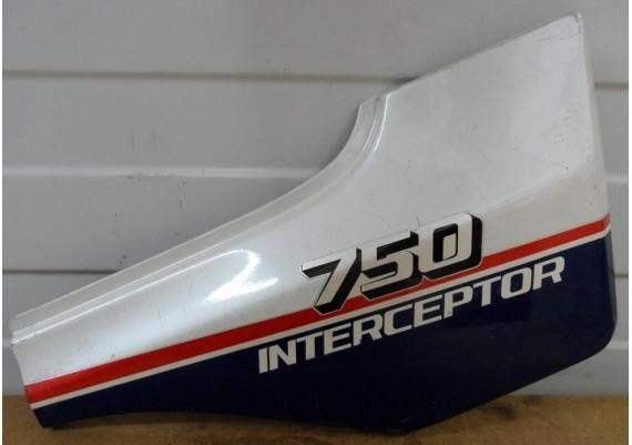 Zijkap rechts rood/wit/blauw 83600-MB2a-0100 VF 750 F Int.