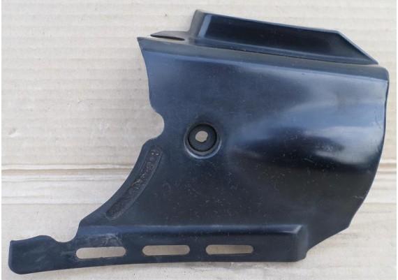 Blokdeksel links zwart VF 700 S 1985