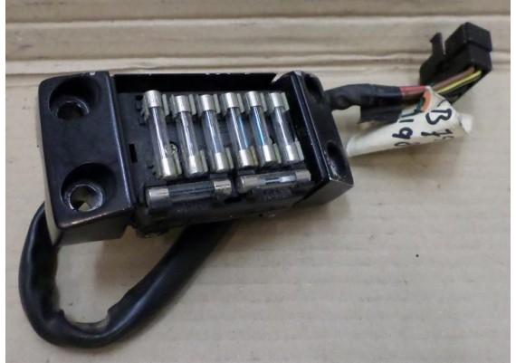 Zekeringenkastje incl. stuurbeugel en zekeringen CB 750 SC NH