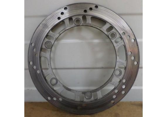 Remschijf links voor (270 x 160 x 5 mm.) GPX 750 R