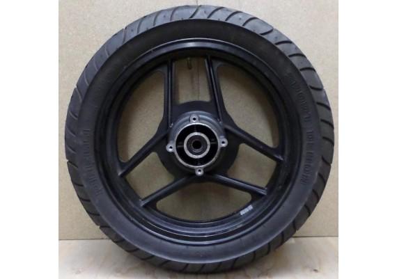 Achterwiel (velg + band) zwart GPX 750 R