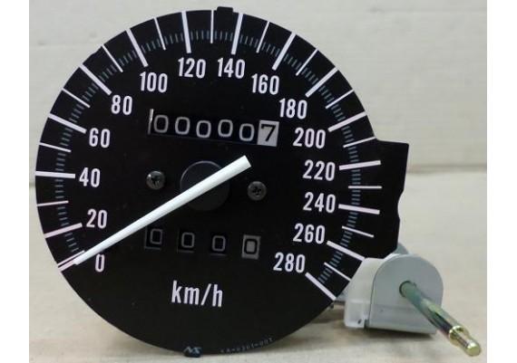 Kilometerteller / snelheidsmeter ( 0,7 km. ) ZX-6R
