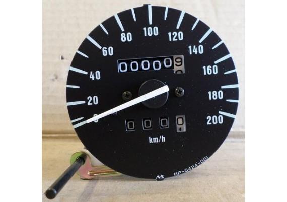 Kilometerteller / snelheidsmeter NT 650 V