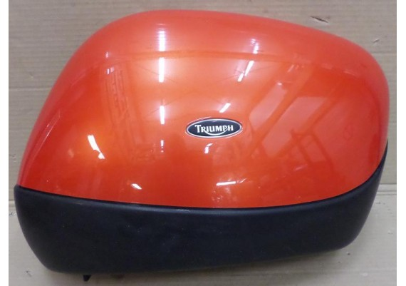 Kofferdeksel oranje/zwart 2350560