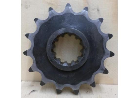 Voortandwiel / kettingwiel 15 tands (= origineel) CBR 600 PC25