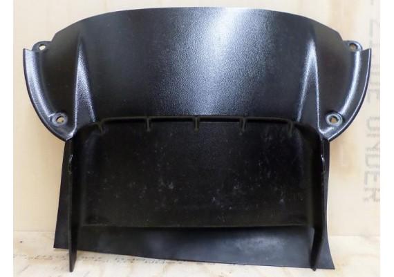 Binnendeel kuipruit zwart incl. rubber flap CBR 1000 F SC24 DCBS
