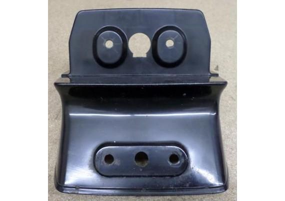 Achterspatbord zwart CB 550 SC