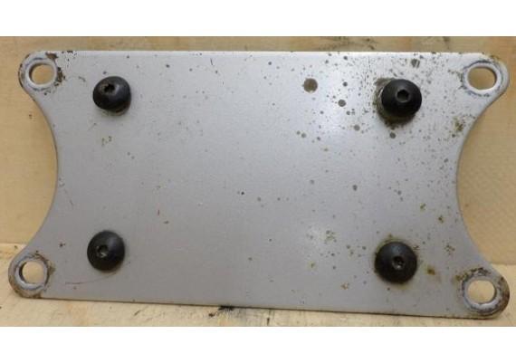 Stabilisator voorvork inclusief boutjes/moertjes GSX 750 F