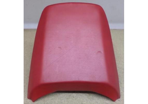 Buddyseat / zadel rood achterste deel RF 600