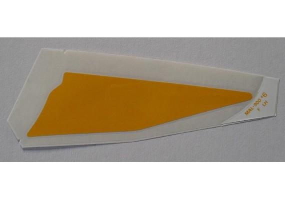 Sticker 64361-MAL-900ZC CBR 600 F3