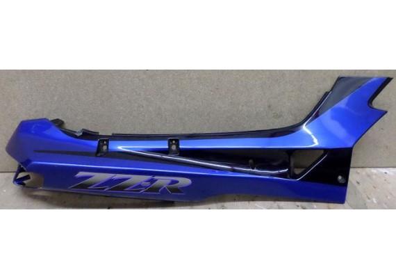 Achterkant/kont rechts blauw/zwart 36001-1436/1438 ZZR 600 1992