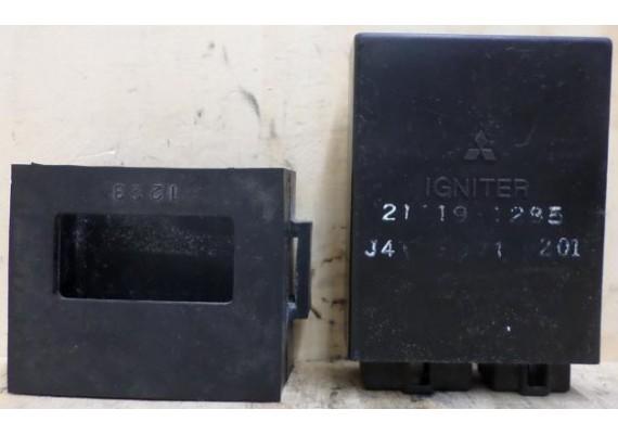 CDI-kastje 21119-1285 inclusief rubber ZZR 600 1992