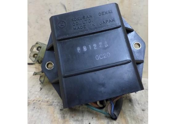 CDI-unit GS 500 E