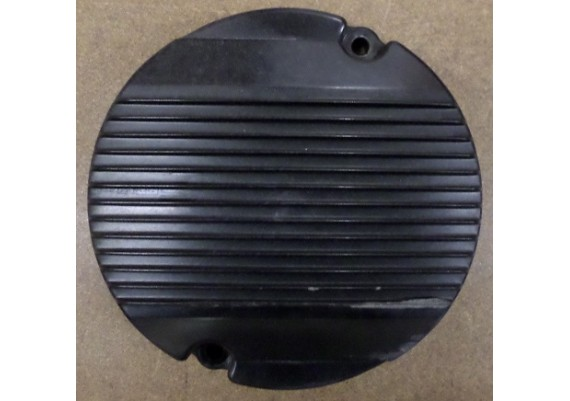Blokdeksel rechts / ontstekingsdeksel zwart GPX 600