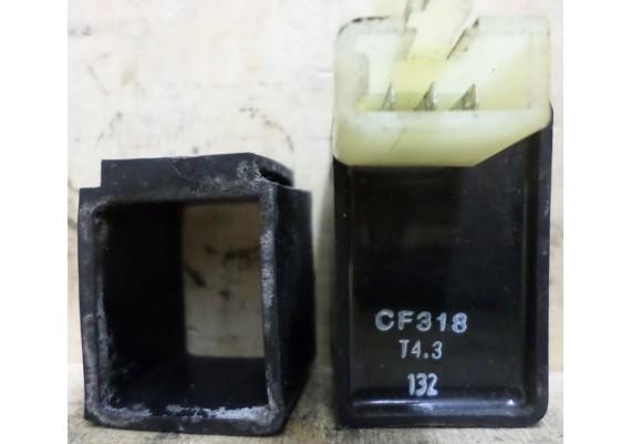 Brandstofpomprelais CF318 incl. rubber VFR 750 F