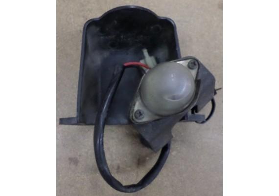 Kentekenplaatverlichting inclusief kapje GPZ 750 R