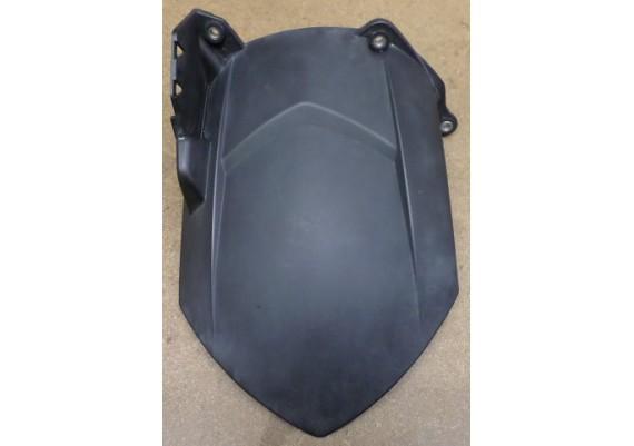 Spatbord achterwiel zwart 4C8-21650 R1