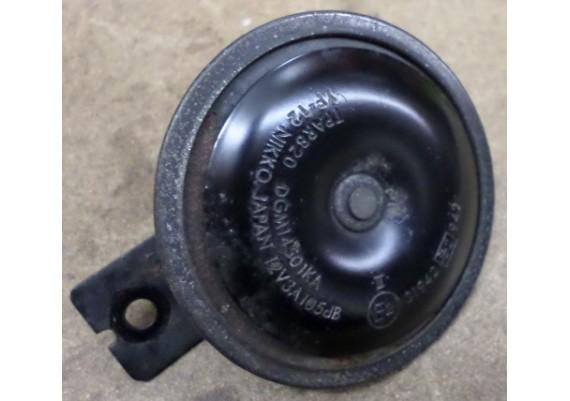 Claxon zwart TDM 50